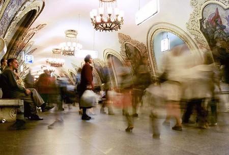 Kievskaya station in Moscow's metro system | © Worldtraveller / WikiCommons
