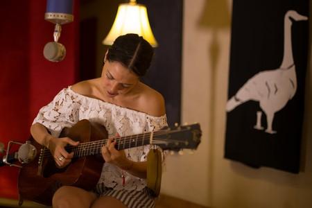 Grammy award-winning artist Natalia Lafourcade | © El Ganzo