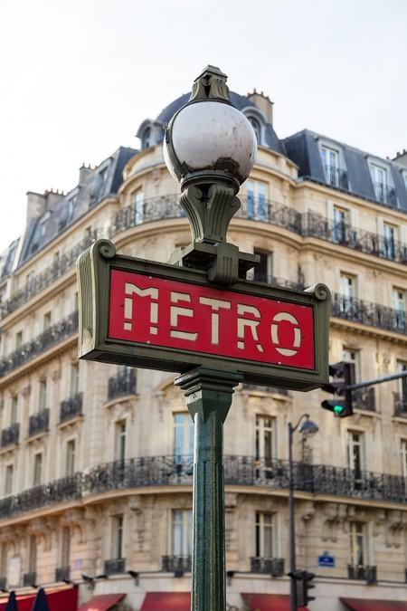 French metro | Pixabay
