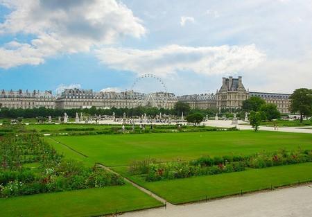 Gardens in Paris   ©kirkandmimi/Pixabay