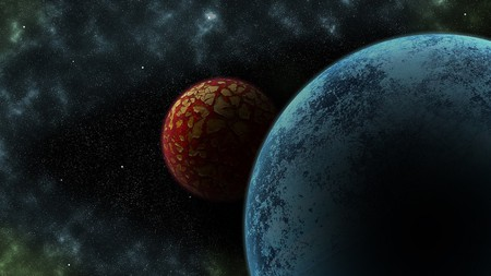 Planets | © Buddy_Nath / Pixabay