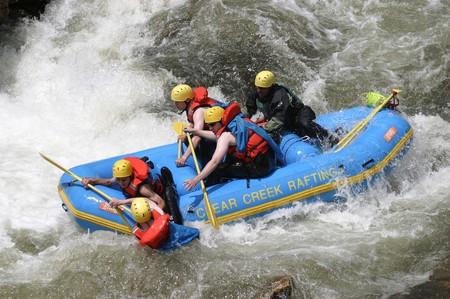 White water rafting | © Chris Bartle / Flickr
