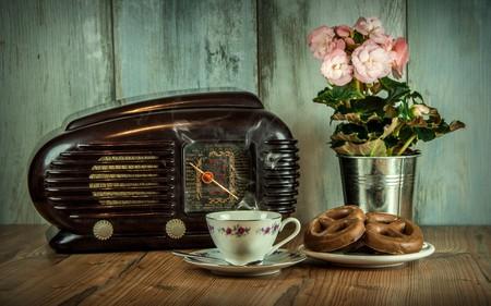Vintage radio | © Pixabay