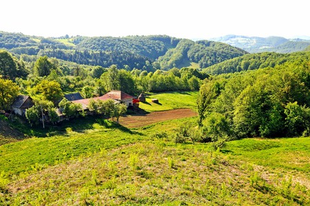 Beautiful Romanian landscapes | © Dennis Jarvis/ Flickr