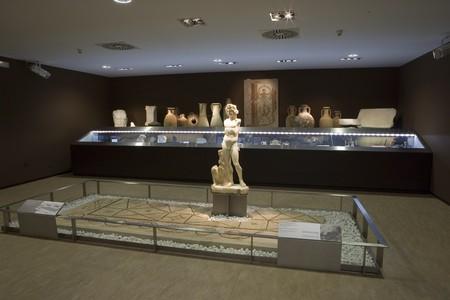 An exhibition room in the Museo de Almería   © Museo de Almería / WikiCommons