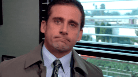 Steve Carrell in the US Office   © YouTube