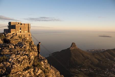 Summit of Table Mountain | Courtesy SA Tourism