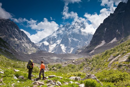 Hiking in the Caucasus is challenging but also rewarding  | By My Good Images/Shutterstock