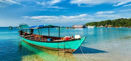 Sihanoukville's Party Cruises   © DR Travel Photo and Video/Shutterstock