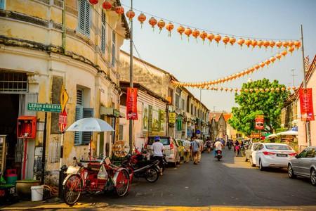 George Town, Penang | © nitsawan katerattanakul / Shutterstock
