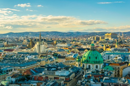 Vienna's impressive artistic and musical heritage, historic architecture and cosy coffee houses make it a popular city
