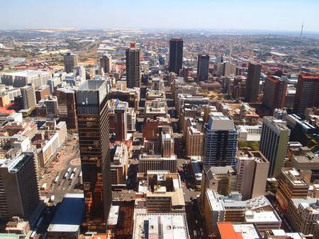 Johannesburg, South Africa   © Ariadna22822/Shutterstock