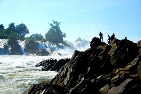 Khone Phapheng Waterfalls | ©James Wagstaff/Shutterstock