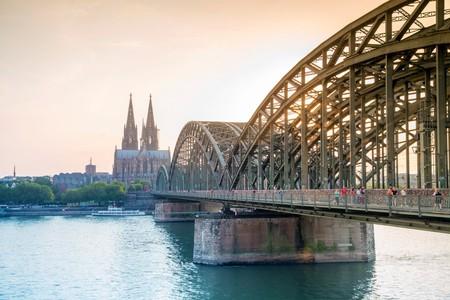 Hohenzollern Bridge | © Sopotnicki / Shutterstock