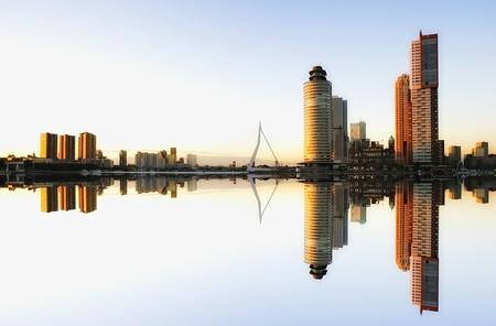 Rotterdam's skyline   © 3093594/Pixabay