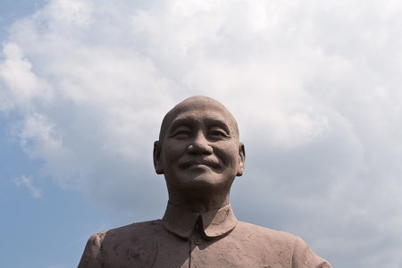 One of the many statues of Chiang Kai-shek   © Lian Chang / Wikimedia Commons