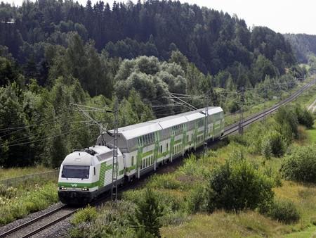 Finnish train | © Micgelle / WikiCommons