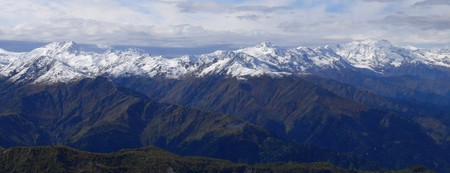 The Greater Caucasus Mountains | © Karel61 / WikiCommons