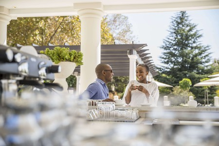 The Westcliff Hotel is a popular destination for couples | Courtesy of Ken Seet/Four Seasons