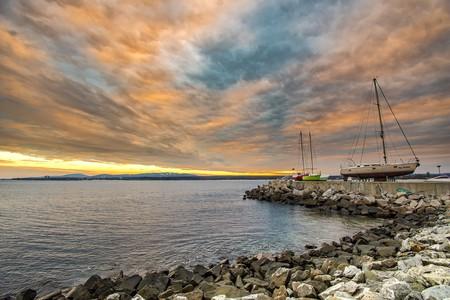 The Bulgarian Black Sea coastline   © Anestiev / Pixabay