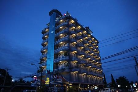King fly hotel, Krong Battambang