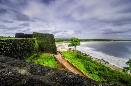 Bekal Fort and beach | © yoosafabdulla/Pixabay
