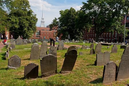 Copp's Hill Burying Ground   ©Jan Miller / WikiCommons