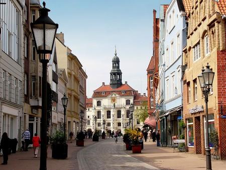 Lüneburg town hall I © Nikater / WikiCommons