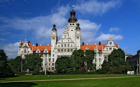 Neues Rathaus Leipzig   © Appaloosa / WikiCommons