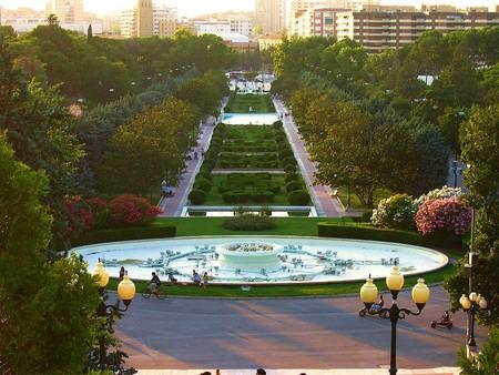 Parque Grande José Antonio Labordeta, Zaragoza | ©Archivaldo / Wikimedia Commons