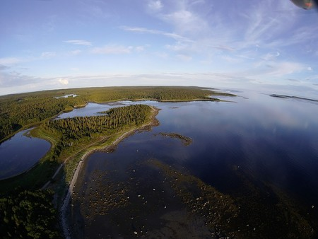 Solovetsky Islands | © Transprd / WikiCommons