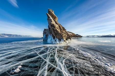 Ogory Island in winter | © Sergey Pesterev / WikiCommons