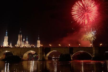 Fiestas del Pilar, Zaragoza | © jesus martinez / WikiCommons