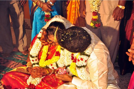 South Indian weddings are distinct from North Indian ones and feature a number of unique customs and traditions | © Ravindraboopathi/WikiCommons