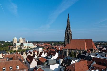 Münster   © Dietmar Rabich/Wikimedia Commons