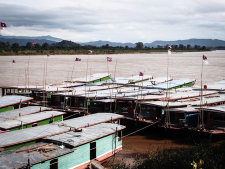 The mighty Mekong from Chiang Saen | © VnGrijl/Flickr