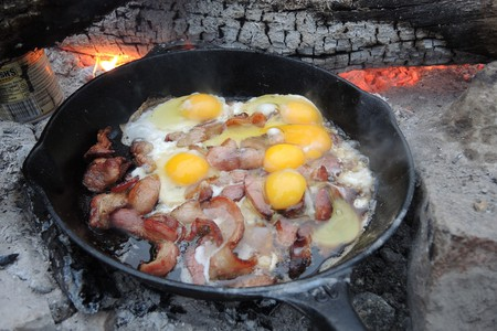 Eggs 'n Bacon   © Mike Petrucci   Flickr