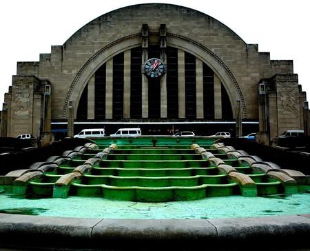 Cincinnati Museum Center at Union Terminal, Cincinnati, Ohio | ©Travis Wise / Flickr