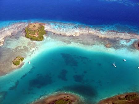 Aerial view of Culebra | © Bryan Vincent/flickr