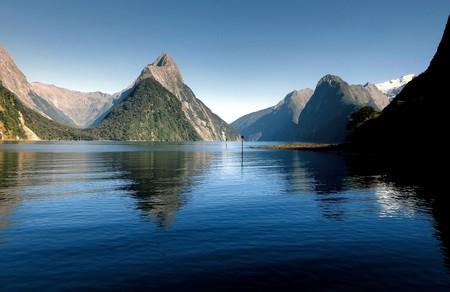 Milford Sound | © Bernard Spragg. NZ / Flickr