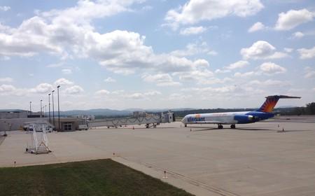 Asheville Regional Airport | © airbus777 / Flickr