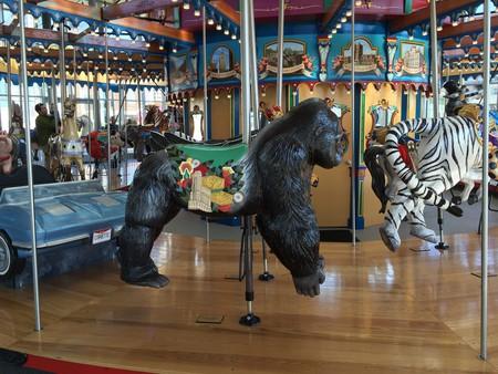 Carol Ann's Carousel | © Tony Alter / Flickr