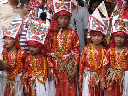 Gai Jatra | © socialtours nepal/Flickr