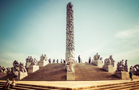 The Obelisk at Vigeland Park | © brando/Flickr