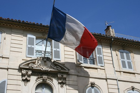 French flag | © bareknuckleyellow / Flickr