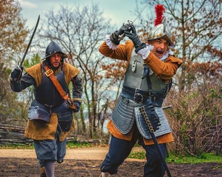 Historical reenactment in Jamestown | © Mobilus in Mobili / Flickr