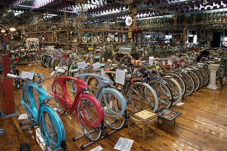 Bicycle Heaven | © edwardhblake/Flickr