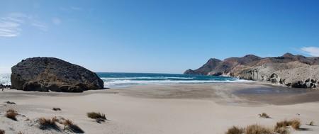 Playa de Monsul, Almería; horrapics/flickr