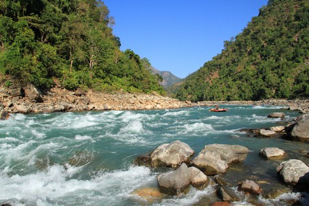 The Karnali River | © GRG's Adventure Kayaking