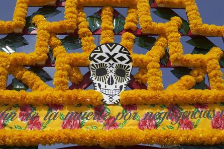 Mega Ofrenda | ©Secretaría de Cultura Ciudad de México/Flickr